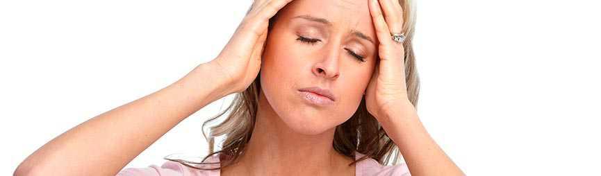 Головные боли во время беременности могут угрожать матери и плоду
