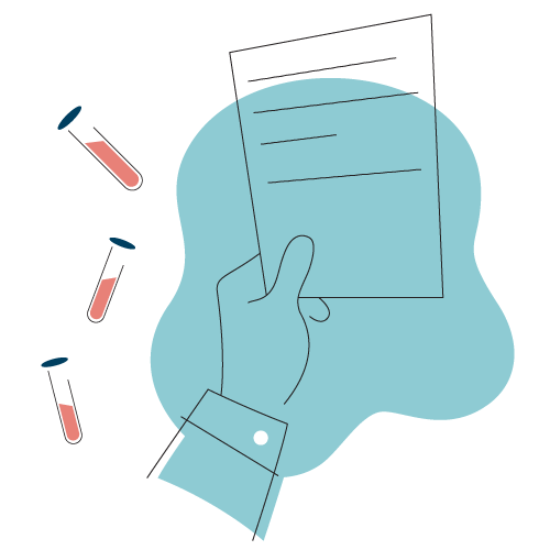 Иллюстрация ПСА