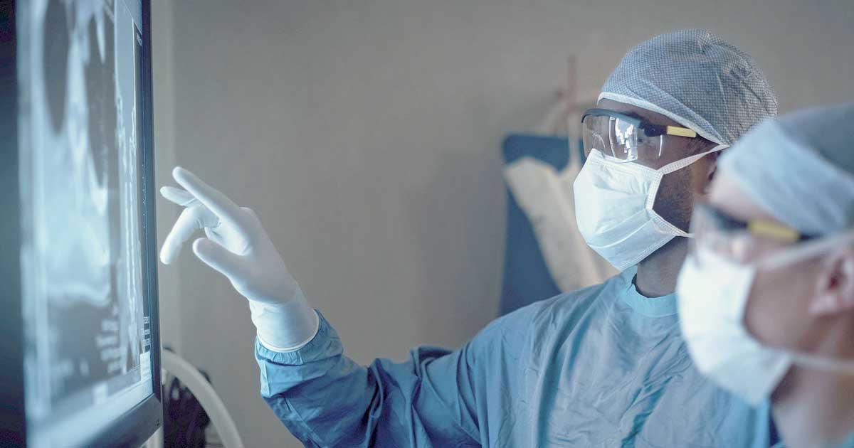 Рентген органов таза